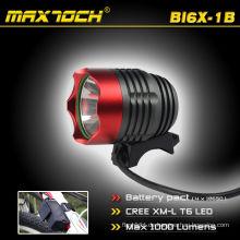 Maxtoch BI6X-1 b 10W 1000LM CREE XML-T6 Aluminium LED Fahrrad Lampe