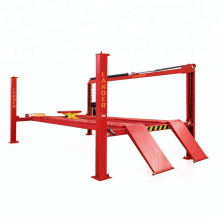 4000kgs/8800lbs Chain Four Post Alignment Car Lift