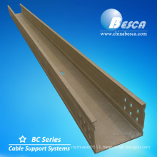 FRP cable tray/cable trunking/cable raceway