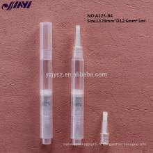 Stylo de blanchiment de dents vide de 2 ml sans gel de blanchiment