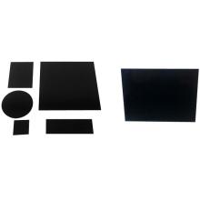 Filtre de transmission optique couleur à infrarouge en verre