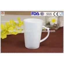 Hot Sale sublimação caneca de café cerâmica