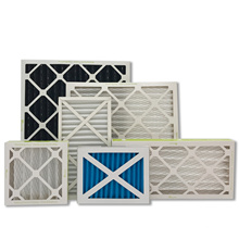 Customized pleated ac furnace HVAC air filter replacement merv 6 8 11 13 16 air filters