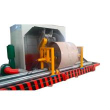 Kraft paper machine/cutting paper roll