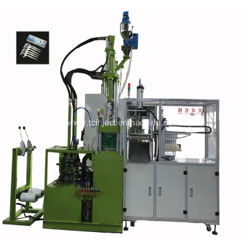Dental Floss Pick Plastic Injection Moulding Machine