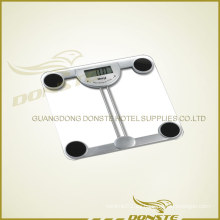 7 mm de espesor de acero de vidrio escala de peso