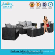 Popular Synthetic Cheap Rattan Garden Furniture