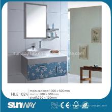 Ванные комнаты из нержавеющей стали