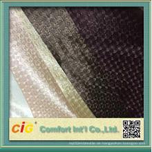 0.7mm Polsterung geprägtes Design PVC Vinyl Leder
