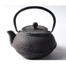 Chinese Embossed Hot Sale High Capacity Cast Iron Teapot with Cups