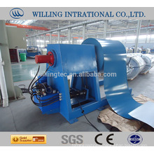 High Quality Manual Metal Sheet Uncoiler