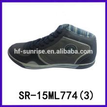 Nuevo hombre con estilo calza el estilo de la clase del hombre calza los zapatos ocasionales de los hombres de italia