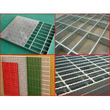 Grating de aço galvanizado, grating da barra, Grating de FRP, grating composto