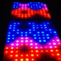 Pista de baile LED colorida Panel Madrix a todo color