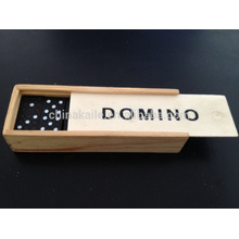 Tintenstrahldrucker Domino mit Holzkiste