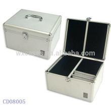 caja de CD de alta calidad de 300 CD discos de aluminio de China fabricante