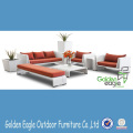 High end modern rotting soffa set