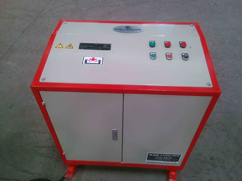 Hard disk Shredder machine