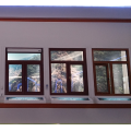 Alu-Wooden Cladding Window