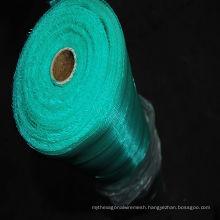 2015 Low Price Green Color Plastic Window Screen