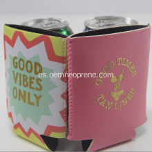 Moda que imprime neoprene Foam Folding Can Coolers