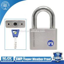Mok lock 11/50WF Factory supply new design padlock with master key