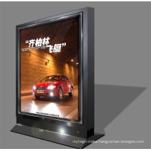 Car Exhibition Advertising Aluminum Acrylic Sign Board