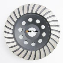 Rueda de 115mm Turbo Style Single Row Cup