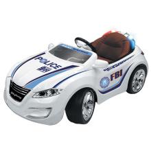 Эмуляция Электрический полицейский автомобиль Пластиковые Дети ездить на автомобиле (10212989)
