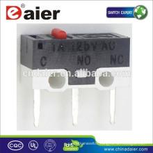 Daier KW10-Z0Y 1a 125vac zippy micro switch