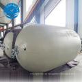 Melhor preço pára-choques flutuante pneumático Marinha para barreira ao longo do navio lado