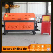 machine de redressage de barre en acier de pression hydraulique usine