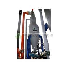 Temperature control biomass fluid bed gasification equipment