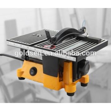 100mm 4in 90W elektrische Macht Mini Bank Tisch kreisförmigen Säge Hobby und Handwerk Werkzeuge