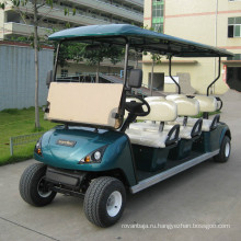 CE 6 Seaters 4кВт гольфа электрическая тележка с крышей (ГД C6)