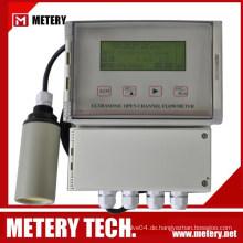 Ultraschall-Open-Channel-Durchflussmesser