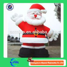 Hinchables inflables de las decoraciones inflables de la Navidad de santa claus inflables para la venta