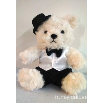 Peluche Gentleman Teddy Bear