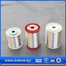 Alambre de acero inoxidable con certificado Ce (0.2-3.0mm)