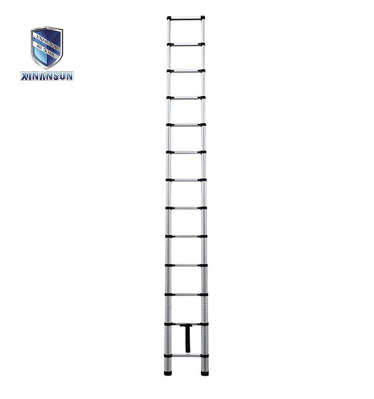 aluminium alloy telescopic ladder
