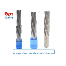 Solid Carbide Machine Hand Reamer Step Reamer