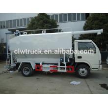 Dongfeng mini granel transporte de grano de camiones precio