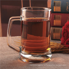 Beber vaso de vidrio para el agua y el jugo