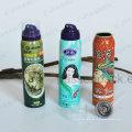 Aluminium-Haarpflege-Schaum-Mousse-Sprühflasche (hergestellt in Ningbo)