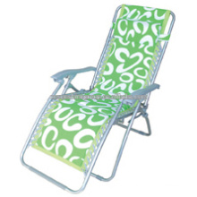 Italian fashion design modern leisure beach sun bed lounge