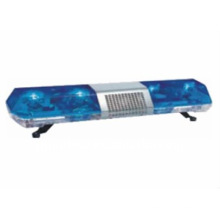 Ambulância Lightbar 12 volts Strobe caminhão telhado barra clara