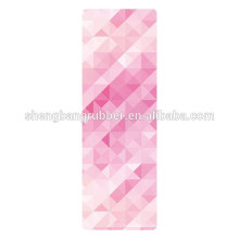 Custom Logo Digital Full Printed Rubber cheap yoga mat