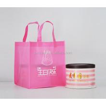 environmental fashion non woven holiday gift birthday cake bags
