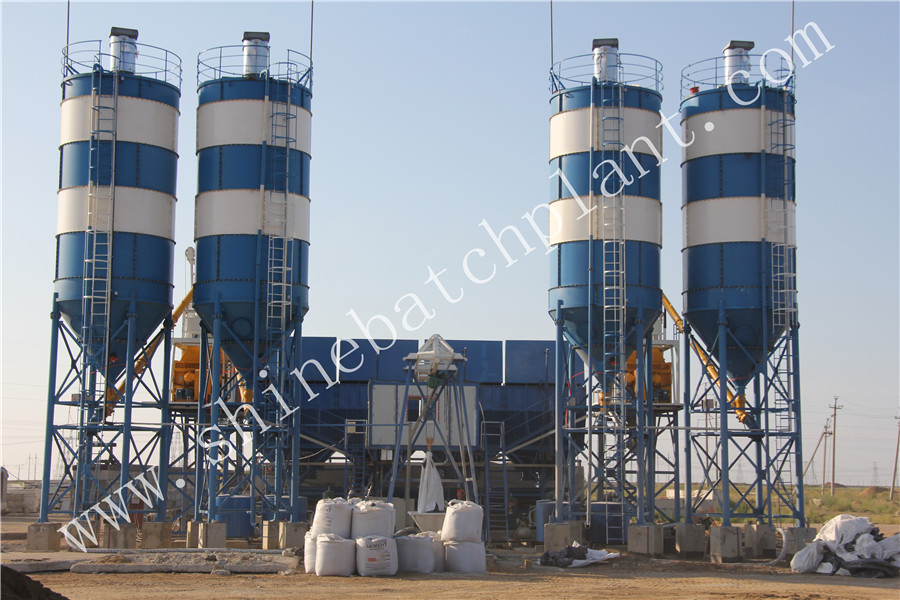 90 Concrete Batching Plant 03