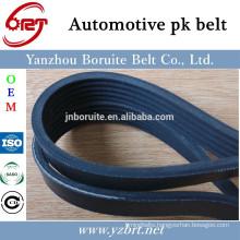 3PK675 poly pk rubber v belt used in KIA SPORTAGE